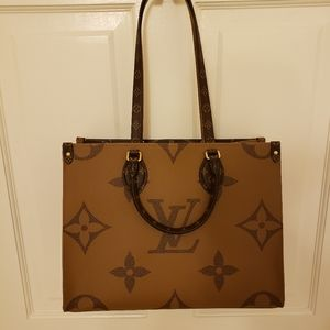 Louis Vuitton Onthego MM - New Size Release Medium